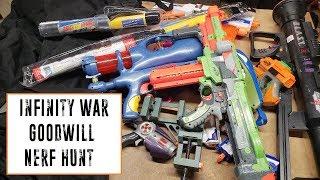Infinity War Goodwill Nerf Hunt