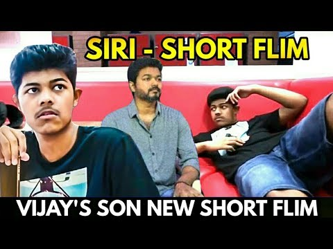 Xxx Mp4 Vijay Son Short Flim SIRI SHORT FLIM TAMIL Jason Sanjay Thalapathy Vijay Siri Short Flim 3gp Sex