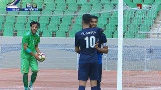 هدف مباراة الميناء 1-0 الشرطة | الدوري العراقي الممتاز 2016/2017 الجولة الأخيرة