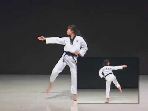 Xxx Mp4 Taekwondo Poomsae 5 WTF 3gp Sex