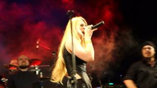 Aftermoon - Progenies Of The Great Apocalypse (Dimmu Borgir Cover) (Live at