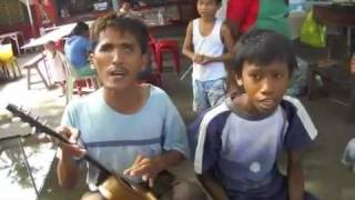 Garbage Boy and  Blind Man with Amazing Singing Talents- PRICE TAG