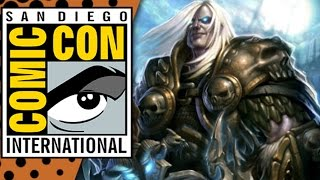 Warcraft Movie | Comic Con 2014 [Full Panel]