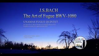 PV: J.S. BACH | The Art of Fugue BWV-1080