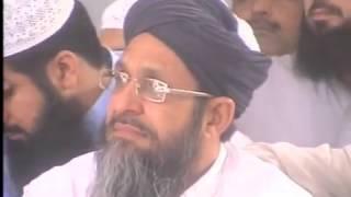 Muhammad Raza Saqib Mustafai.at Urs Faqih-e-Azam basirpur okara 5-6-2011.