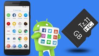 Namna Ya Kuhamisha Apps Kwenda Katika Memory Card..(Android)