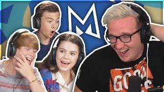 Mini Ladd Reacts To Teens React To Mini Ladd