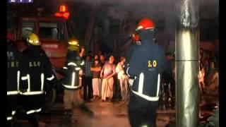 Islambag Fire..........Ekushey telivition