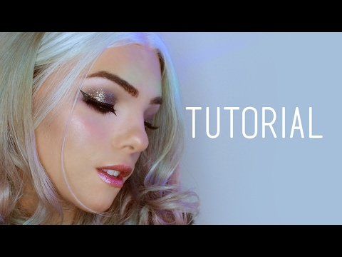 Grungey Glamour Make-up Tutorial | Stef Sanjati