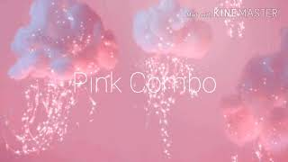 | PINK COMBO |