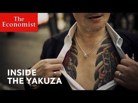 Japan s Yakuza Inside the syndicate