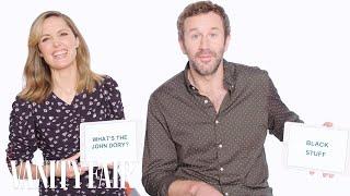 Rose Byrne and Chris O'Dowd Teach Australian and Irish Slang | Vanity Fair