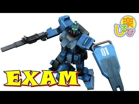 ジムII BD1号機 局地型ガンダム 金曜連邦ガンダムオンライン #326 JST 22:00-23:00 Gundamonline wars live