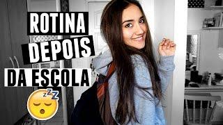 MINHA ROTINA DEPOIS DA ESCOLA | 2016