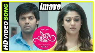 Raja Rani Tamil Movie | Climax Scene | Nayanthara and Arya unite | Atlee | End Credits