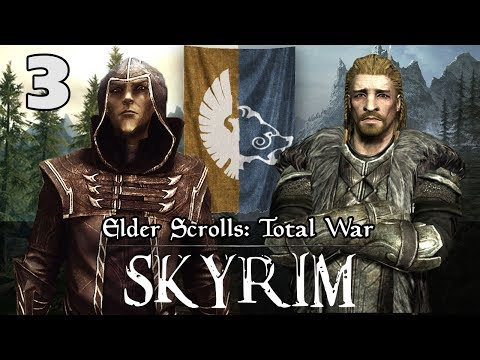 ULFRIC MARCHES SOUTH - Elder Scrolls: Total War - Skyrim Campaign #3