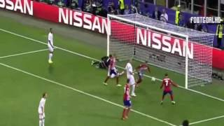 Kiss Goal - Ferreira Carrasco Goal ~ Real Madrid vs Atletico Madrid