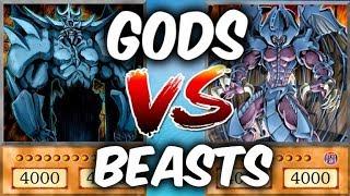 OBELISK vs RAVIEL! (Yu-gi-oh God Card Deck Duel!)
