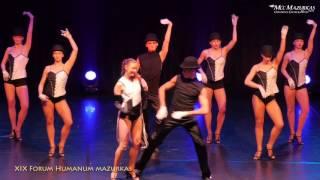 XIX Forum Humanum Mazurkas- Heatwave (Remix) - Bronski Beat-Kielecki Teatr Tańca