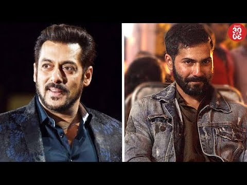 Salman Khan To Have 5 Different Looks In 'Bharat' | Varun Dhawan's 'Badlapur' Sequel On Cards?