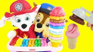 Best Learning Colors Video for Children with Ice Cream