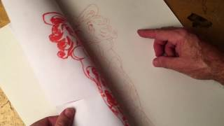 INKtober, Part 1 - Turning A Sketch Into A Redline: Preparing To Ink
