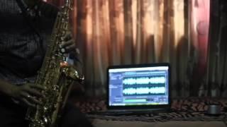 Timilai ma k bhanu (Narayan Gopal) - Saxophone Version by Manish Man Singh