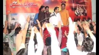 New Qasida 2016 For Pak Army Zakir Qamar Raza Naqvi at  Jashan  imam Hassan,as 15 Ramzan 2016 Markaz