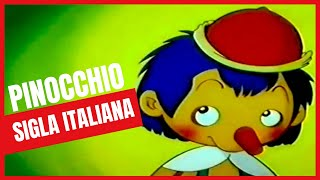 Le Nuove Avventure Di Pinocchio - Sigla Italiana | Stefano Bersola feat. Luigi Lopez