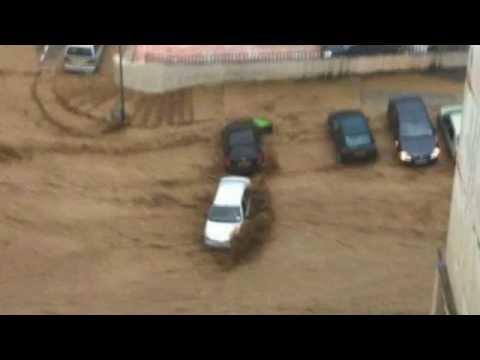 Urgent pour tous les DZ Youtubeurs فيضانات باب الواد تكرر