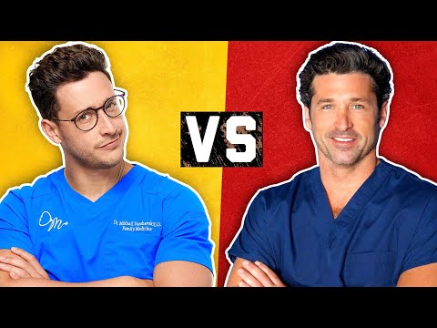 Xxx Mp4 Real Doctor Vs TV Doctor Medical Drama Myths Doctor Mike 3gp Sex