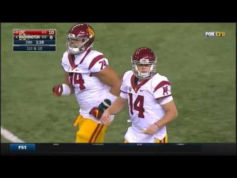 USC Trojans at Washington Huskies in 30 Minutes 11 12 16