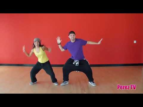 This Dance Routine Is Gonna Make You Sweat! Learn it! David Guetta & Snoop!