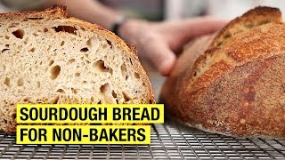 A Non-Baker's Guide To Making Sourdough Bread