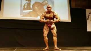 Thomas Burianek – Competitor No 79 – Position 3rd - Professionals - NABBA World 2015