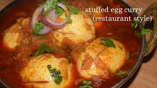 Egg Curry Restaurant style in kannada/Motte saaru/Egg Masala Gravy/Anda curry recipe
