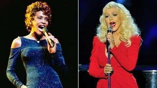 Whitney Houston's Estate Pulls Hologram Duet with Christina Aguilera From 'The Voice' Finale