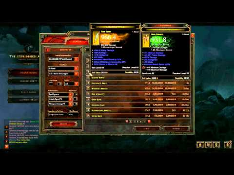 Diablo 3 Auction House Guide ARABIC شرح سوق ديابلو 3