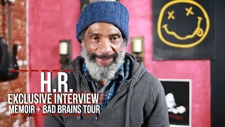 Bad Brains' H.R. on 'Finding Joseph I' Memoir + Reunion Tour