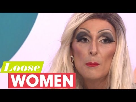 X Factor's Johnny Robinson Joins The Ladies As Sarah Lee | Loose Women