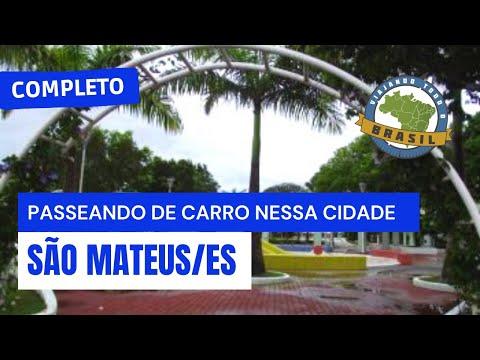 Viajando Todo o Brasil São Mateus ES Especial