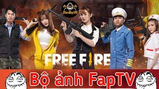Bộ ảnh Cosplay nhân vật trong Garena Free Fire của FapTV | Download Full HD | StarBoyVN