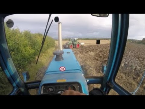 Testing the Plough, WET Muddy Conditions!