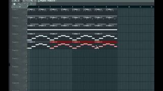 Using your computer keyboard to record music in Fl Studio (tutorial)