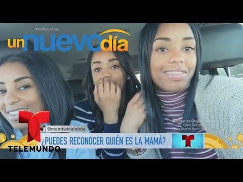 Xxx Mp4 Una De Estas Mujeres Es La Mamá Y Las Otras Dos Son Sus Hijas Un Nuevo Día Telemundo 3gp Sex