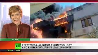 Deadly Onslaught: Kurds in firing line as Al-Qaeda carves out northern Syria