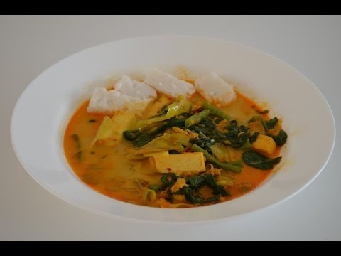 NYONYA MASAK LODEH MADE EASY- CURRY MIX VEGETABLES