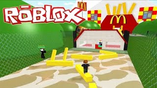 Roblox / Escape from McDonalds / No Employee