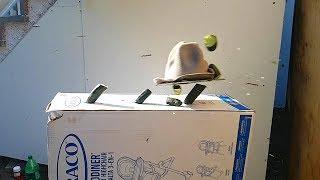 Razor Blade Hat! (FROM JAMES BOND!)