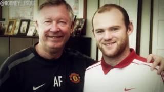 Wayne Rooney • The Story (2004-2017)   HD